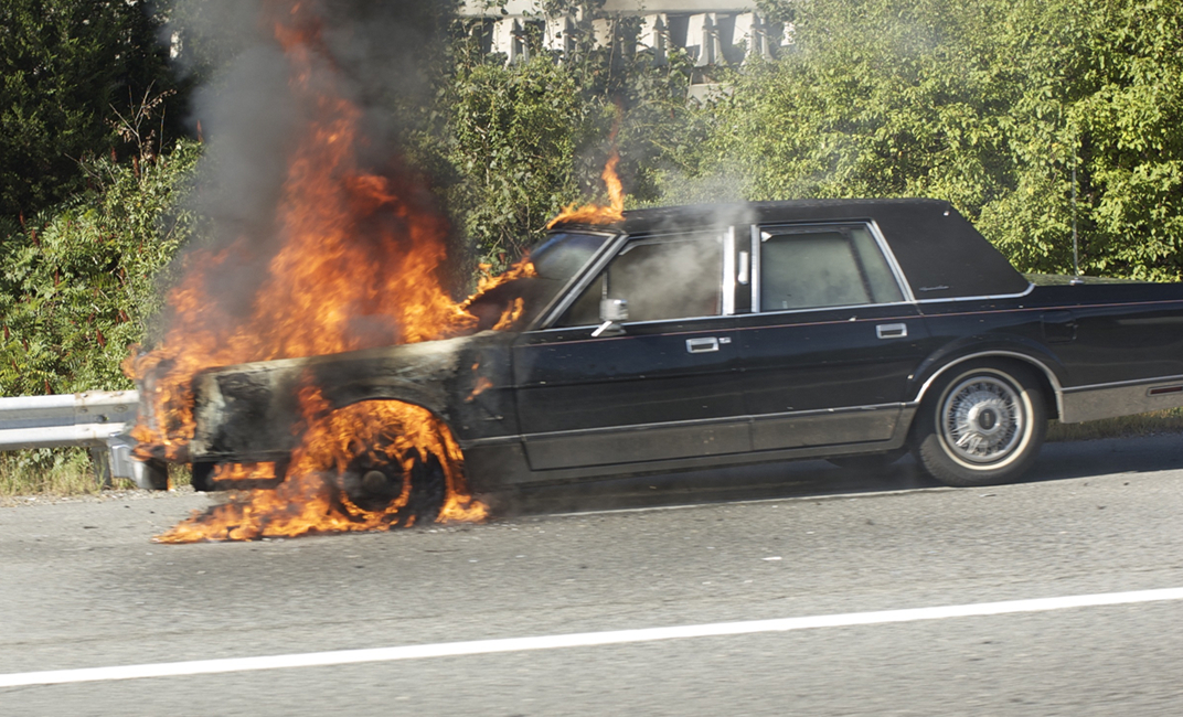 Benefits Of car Insurance For Protection Against Car Fire Incidents